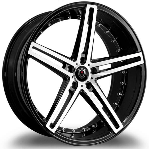 Mandrus Wheels Introduces Aftermarket Mercedes Wheel, the