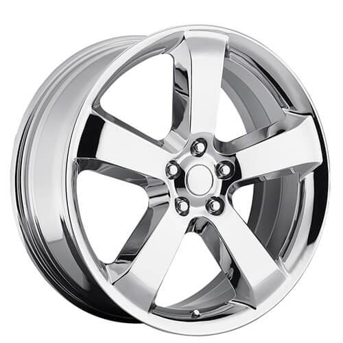 20 Quot Dodge Charger Srt8 Wheels Chrome Oem Replica Rims