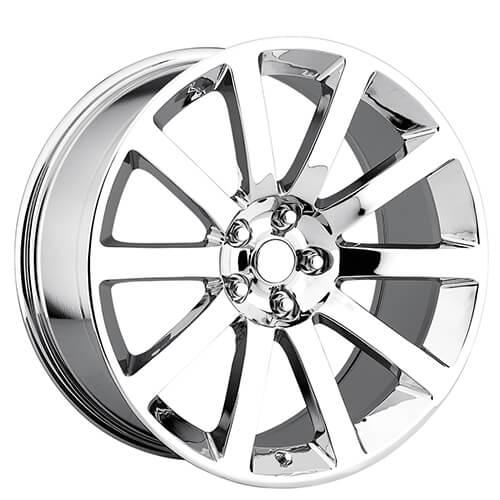 """20"""" Chrysler 300C SRT8 Wheels Chrome OEM Replica Rims"""