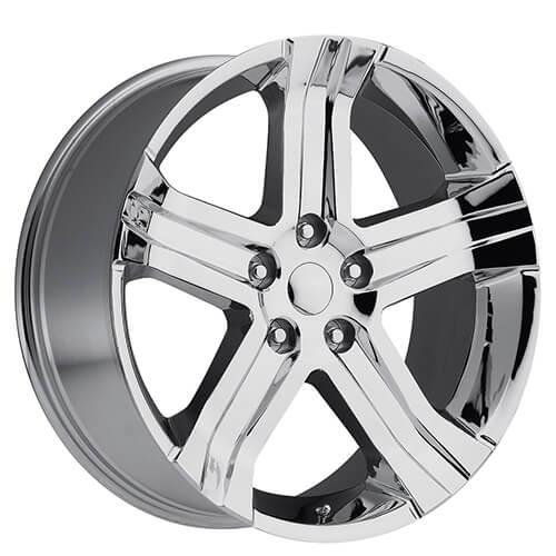 "22"" 2013 Dodge Ram RT Wheels Chrome OEM Replica Rims #OEM120-1"