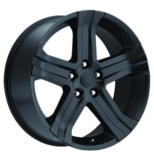 "Rt 22 Toyota >> 22"" 2013 Dodge Ram RT Wheels Satin Black OEM Replica Rims ..."