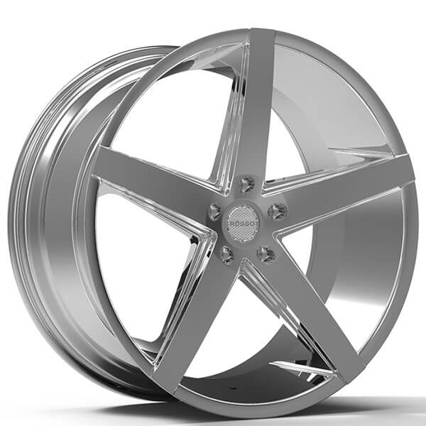 staggered paragon wheels rosso affinity chrome rims pg