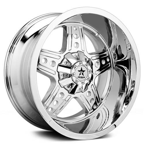 "20"" 22"" RBP Wheels Colt Chrome Rims *Free Shipping"