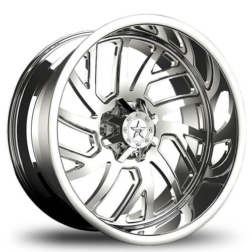 "20"" 22"" RBP Wheels Glock Chrome Rims *Free Shipping"