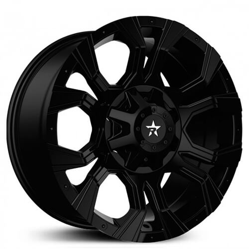 "18"" 20"" RBP Wheels Widow Gloss Black Rims *Free Shipping"