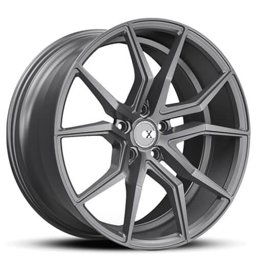 "19"" 20"" 21"" 22"" XO Wheels X253 Verona Gun Metal Rims *Staggered"