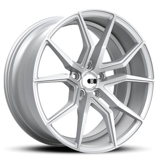 "19"" 20"" 21"" 22"" XO Wheels X253 Verona Silver Rims *Staggered"