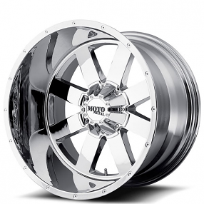 "20"" Moto Metal Wheels MO962 Chrome Off-Road Rims"