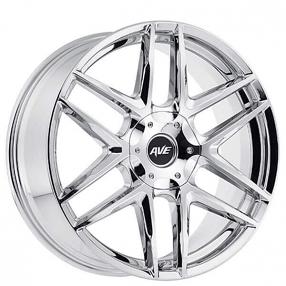 """17"""" Avenue Wheels A613 Chrome Rims"""