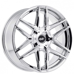 """18"""" Avenue Wheels A613 Chrome Rims"""