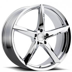 "18"" MKW Wheels M120 Chrome Rims"