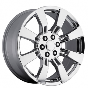 """20"""" GMC Denali / Escalade Wheels Chrome OEM Replica Rims"""
