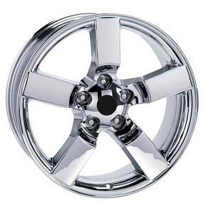 """20"""" 2001 Ford Lightning Wheels Chrome OEM Replica Rims"""
