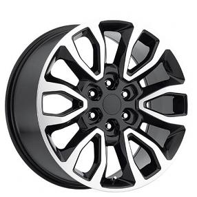 oem replica wheels rims tires 18 19 20 22 24 26 inchoem  20 ford f150 raptor wheels black machined oem replica rims