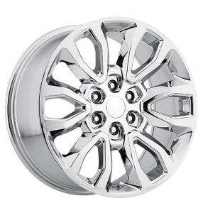 "20"" Ford F150 Raptor Wheels Chrome OEM Replica Rims"