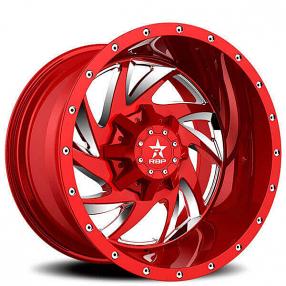 "20"" RBP Wheels 66R HK-5 Custom Finish Off-Road Rims"