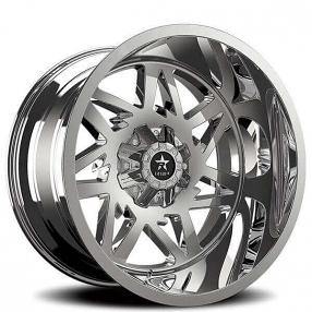 """24"""" RBP Wheels 71R Avenger Chrome Off-Road Rims"""