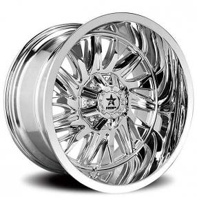"""20"""" RBP Wheels 75R Batallion Chrome Off-Road Rims"""
