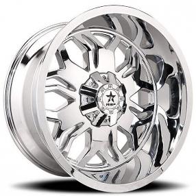 """24"""" RBP Wheels 87R Blade Chrome Off-Road Rims"""