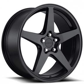 "19"" Rotiform Wheels R148 WGR Matte Black Rims"