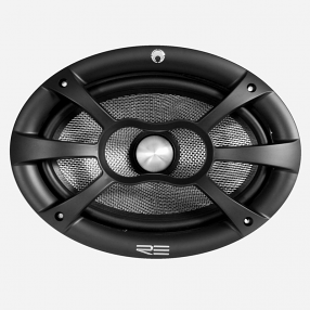 Re Audio XXX-series 6-inch by 9-inch Bass 1.1-inch Tweeter component system set 4-ohm 480W