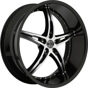 2crave Wheels Rims 20 22 24 26 Inch