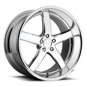 """20"""" Staggered Niche Wheels M171 Turin Chrome Rims"""