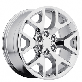 "26"" 2014 GMC Sierra Wheels Chrome OEM Replica Rims"