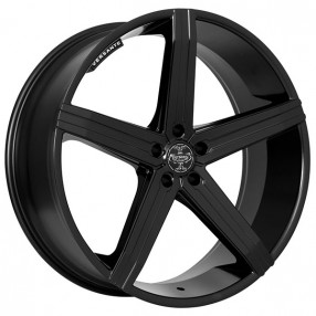 "20"" Versante Wheels VE228 Matte Black Rims"