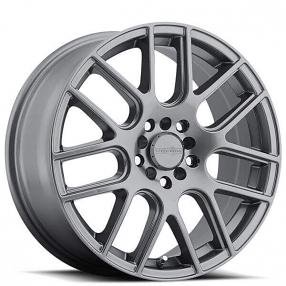 "15"" Vision Wheels 426 Cross Gunmetal Rims"