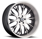 "19""20""22""24""26""  Asanti Wheels AF825 Multi piece Rims"