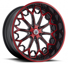 "19""20""22""24""26""  Asanti Wheels AF829 Multi piece Rims"
