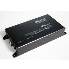 SA 90.4 (4Ch / Full Digital Car Amplifier)