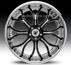 "19""20""22""24""26"" Asanti Wheels AF154 Multi piece Rims"