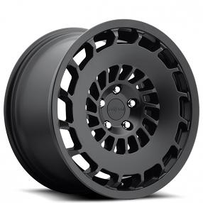 "19"" Staggered Rotiform Wheels R137 CCV Matte Black Rims"