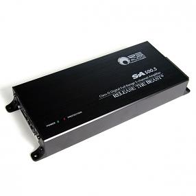 SA 500.5 (5Ch / Full Digital Car Amplifier)