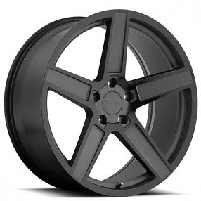 "20"" Staggered TSW Wheels Ascent Matte Gunmetal with Gloss Black Face Rims"