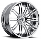"19""20""22""24""26""  Asanti Wheels CX193 Chrome Multi piece Rims"