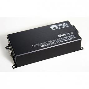 SA 50.4 (4Ch / Full Digital Car Amplifier)