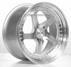 "18"" 19"" Zedd SL5 Silver Wheels Rims for BMW"