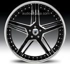"19""20""22""24""26"" Asanti Wheels AF025 Multi piece Rims"