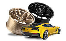 CORVETTE WHEELS/