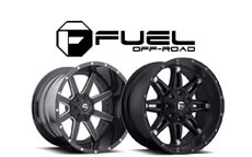 FUEL OFF ROAD WHEELS/
