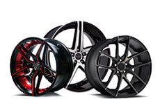 FWD 20/22/24 inch WHEELS/