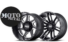 MOTO METAL OFF ROAD WHEELS/