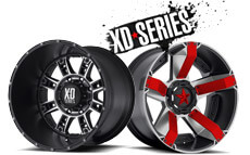 XD SERIES OFF ROAD WHEELS